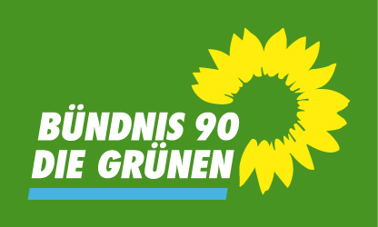 Logo BÜNDNIS 90/DIE GRÜNEN NIDDERAU