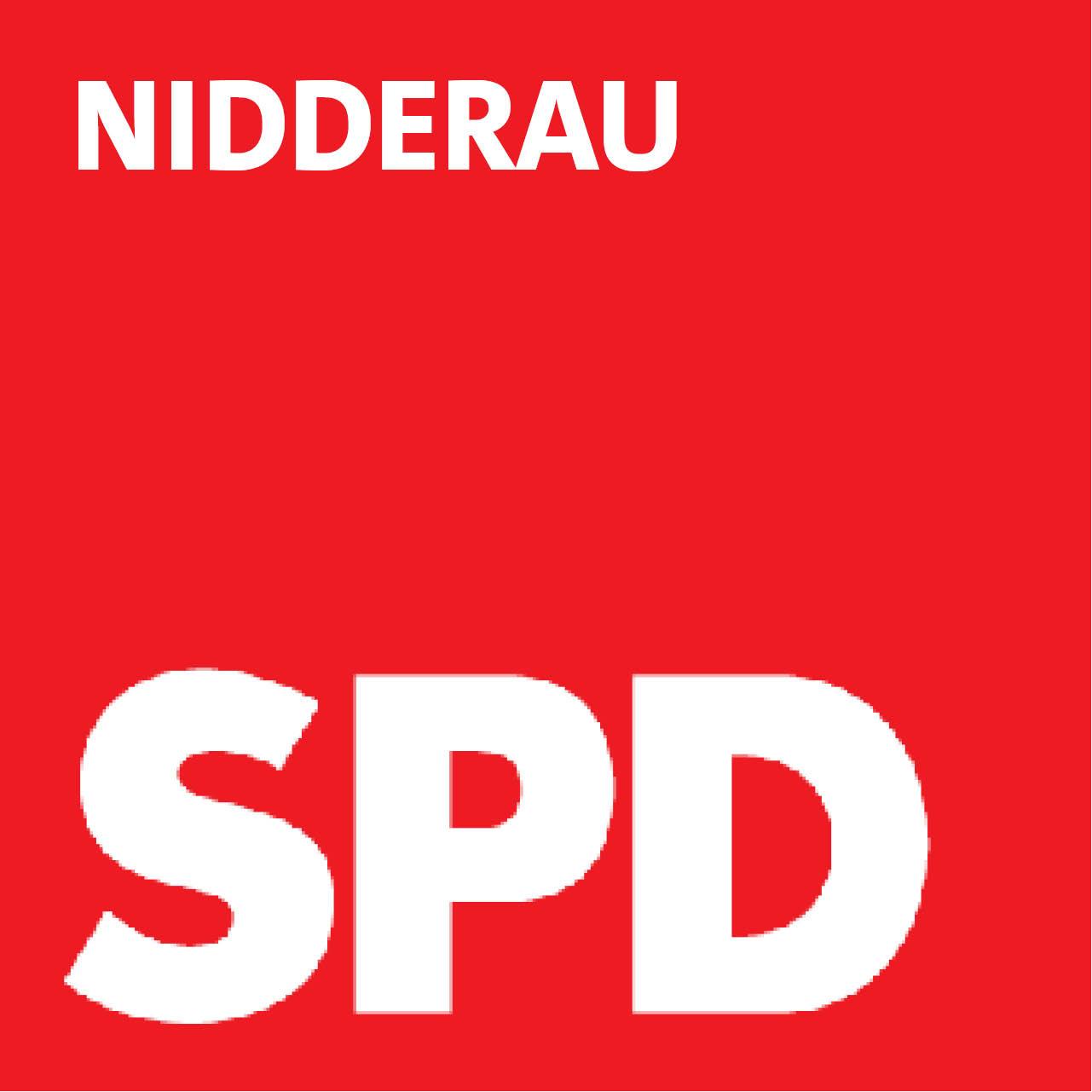 Logo SPD Nidderau