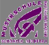 Logo Musikschule Schöneck-Nidderau-Niederdorfelden